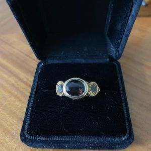 Technibond three stone ring size 10